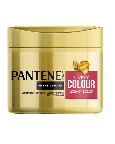 Pantene Lively Colour