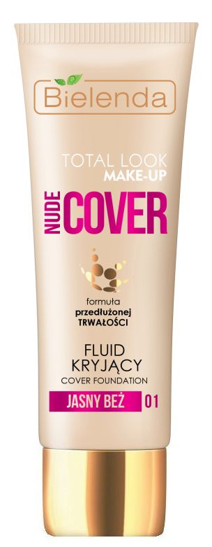 Bielenda Total Look Make-Up Nude Cover
