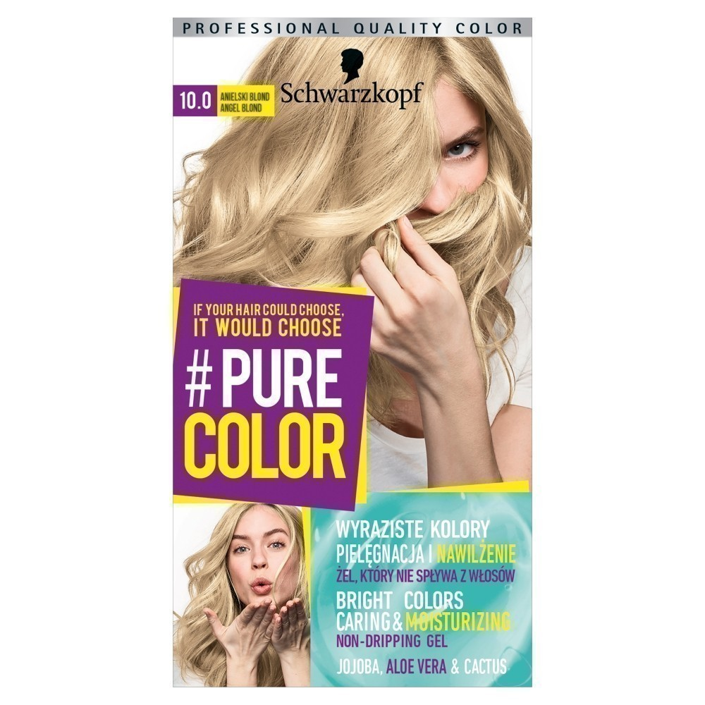 Schwarzkopf Pure Color 100 Ceny I Opinie Sklep Super Pharm