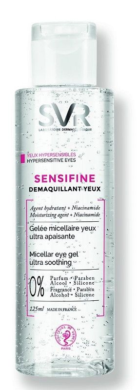 SVR Sensifine Demaquillant Yeux