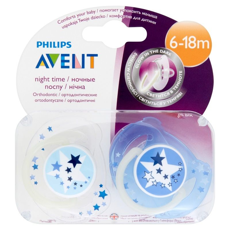 Avent Night Time 6-18m