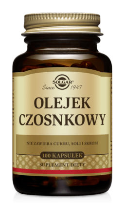 Solgar Olejek Czosnkowy