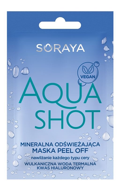 Soraya Aquashot Peel-Off