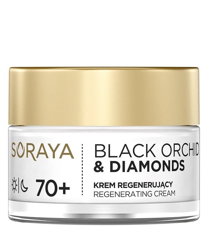 Soraya Black Orchid & Diamonds 70+