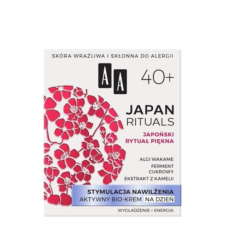 AA Japan Rituals Stymulacja Nawilżenia 40+