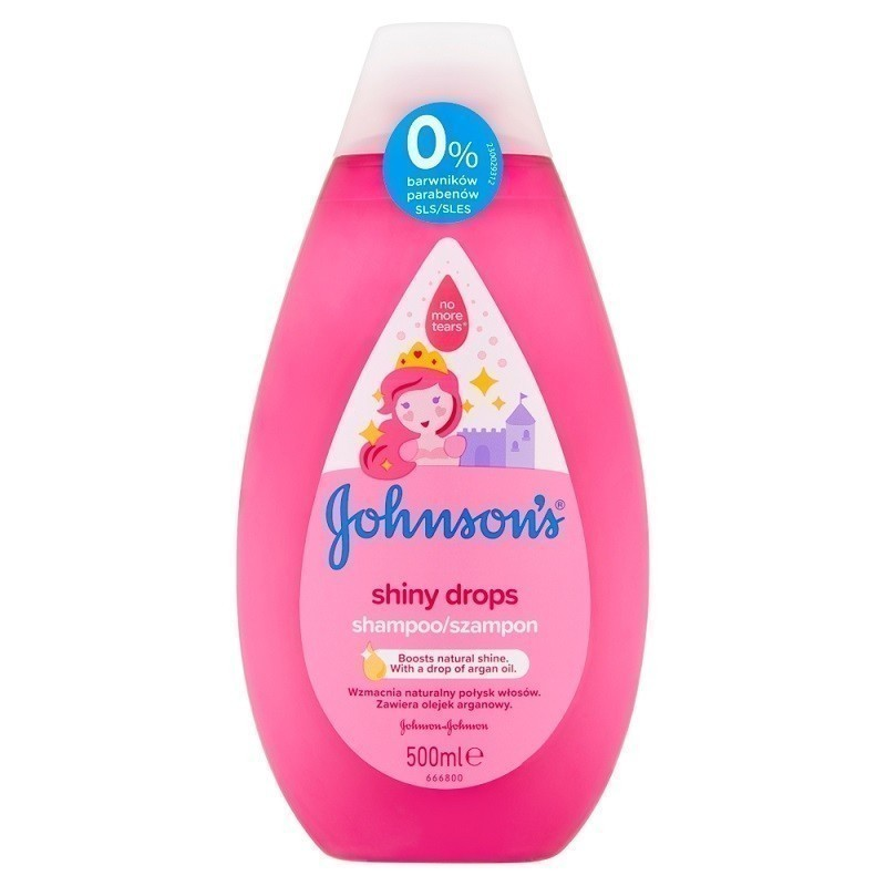 Johnsons Baby Shiny Drops