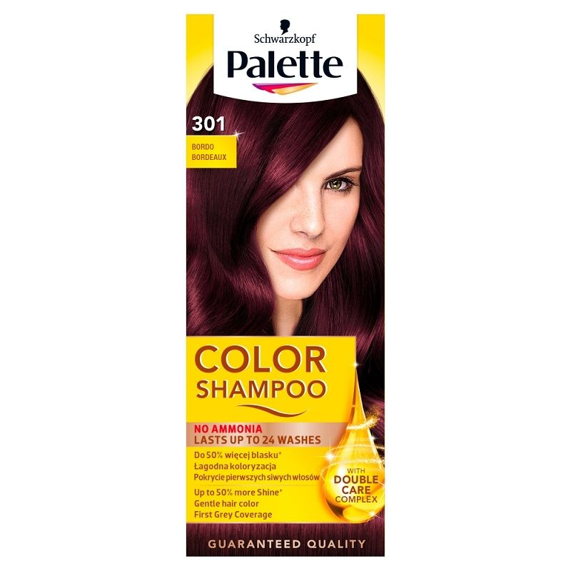 Palette Color Shampoo 301