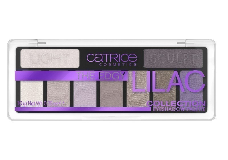 Catrice The Edgy Lilac Collection