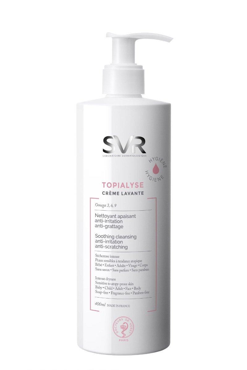 SVR Topialyse Crème Lavante