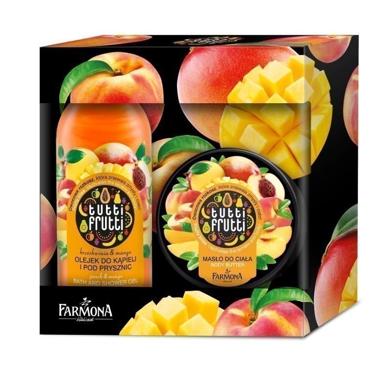 Tutti Frutti Brzoskwinia i Mango XMASS