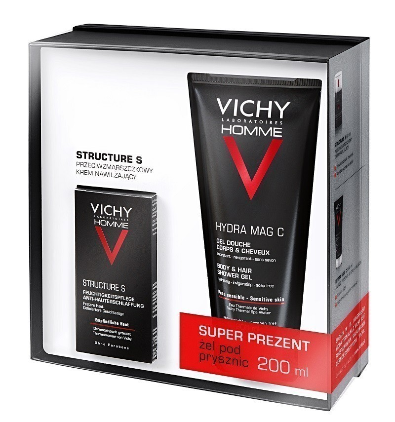 Vichy Homme XMASS