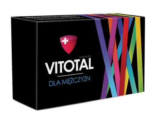 Vitotal Dla Mężczyzn