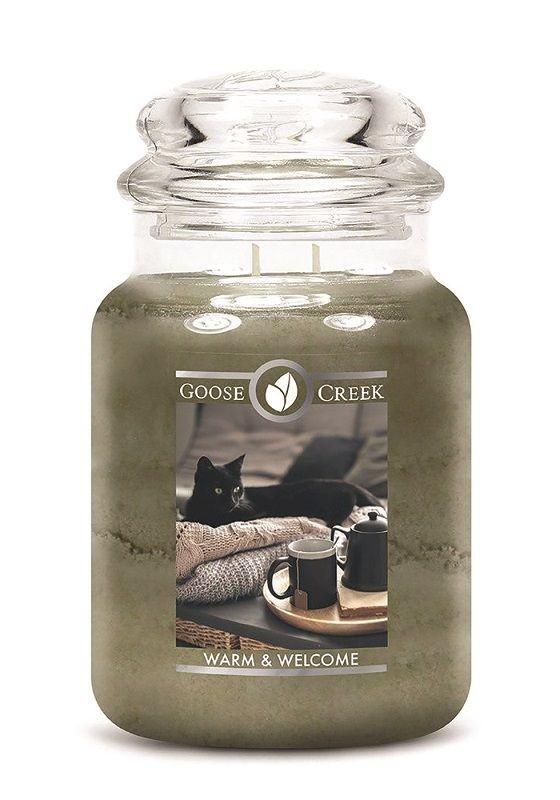 Goose Creek Warm & Welcome