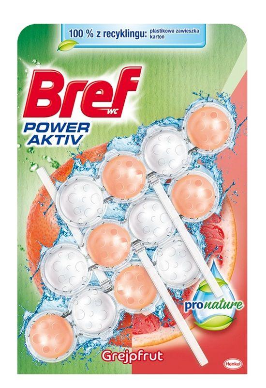 Bref Power Aktiv ProNature Grejpfrut