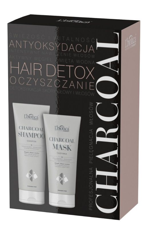 L'Biotica Therapy Charcoal XMASS